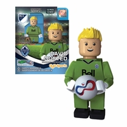 Vancouver Whitecaps FC Oyo Ousted Minifigure