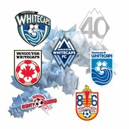 Vancouver Whitecaps FC Pin Collection Pack