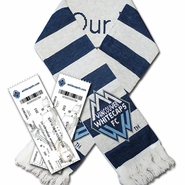 Vancouver Whitecaps FC Scarf & Tickets Holiday Pack