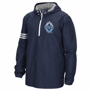 Vancouver Whitecaps FC adidas Evolution Jacket - Navy