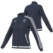 Vancouver Whitecaps FC adidas 2015 Ladies' Anthem Jacket - Navy