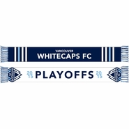 Vancouver Whitecaps FC 2015 MLS Cup Playoffs Scarf - White/Navy