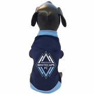Vancouver Whitecaps FC Allstar Dogs Pet Jersey - Navy