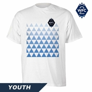 Whitecaps FC 2 Youth Triangle Tee - White