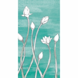 Lotus Guest Towels