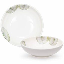 Lotus Melamine Bowl