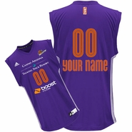 Phoenix Mercury adidas Revolution Custom Player Replica Road Jersey - Purple<br><b><i>Choose a player or Personalize your jersey!</i>