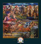 2015 Breeders� Cup Official Poster