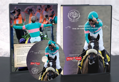 Breeders' Cup 30 Greatest Moments DVD