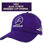 Breeders' Cup MIESQUE Back to Back Cap Purple