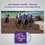 Official Breeders' Cup 2014 DVD - 3 Disc Set