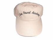 Time Travel Academy ®  Trademarked Pigment Direct-Dyed Twill Cap Item 40001