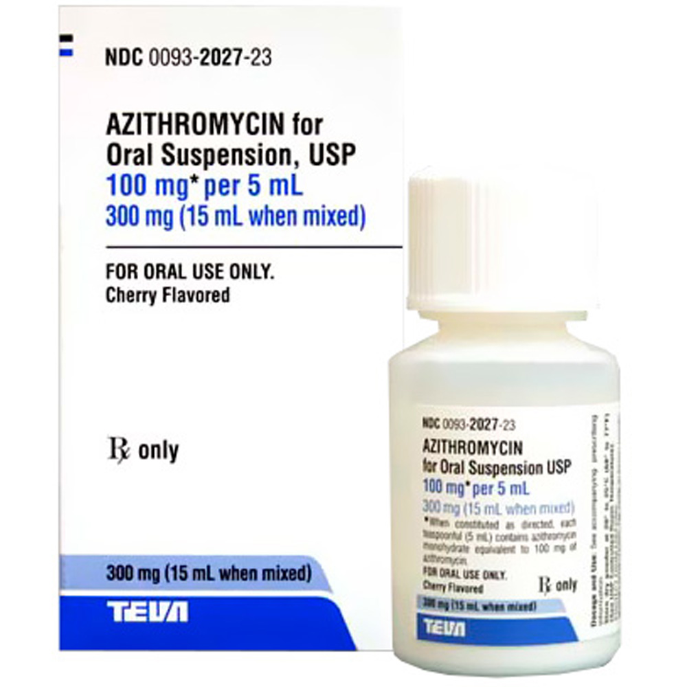 What is azithromycin?