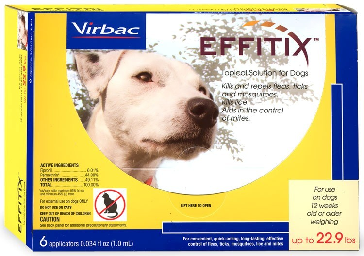 Effitix For Dogs Reviews