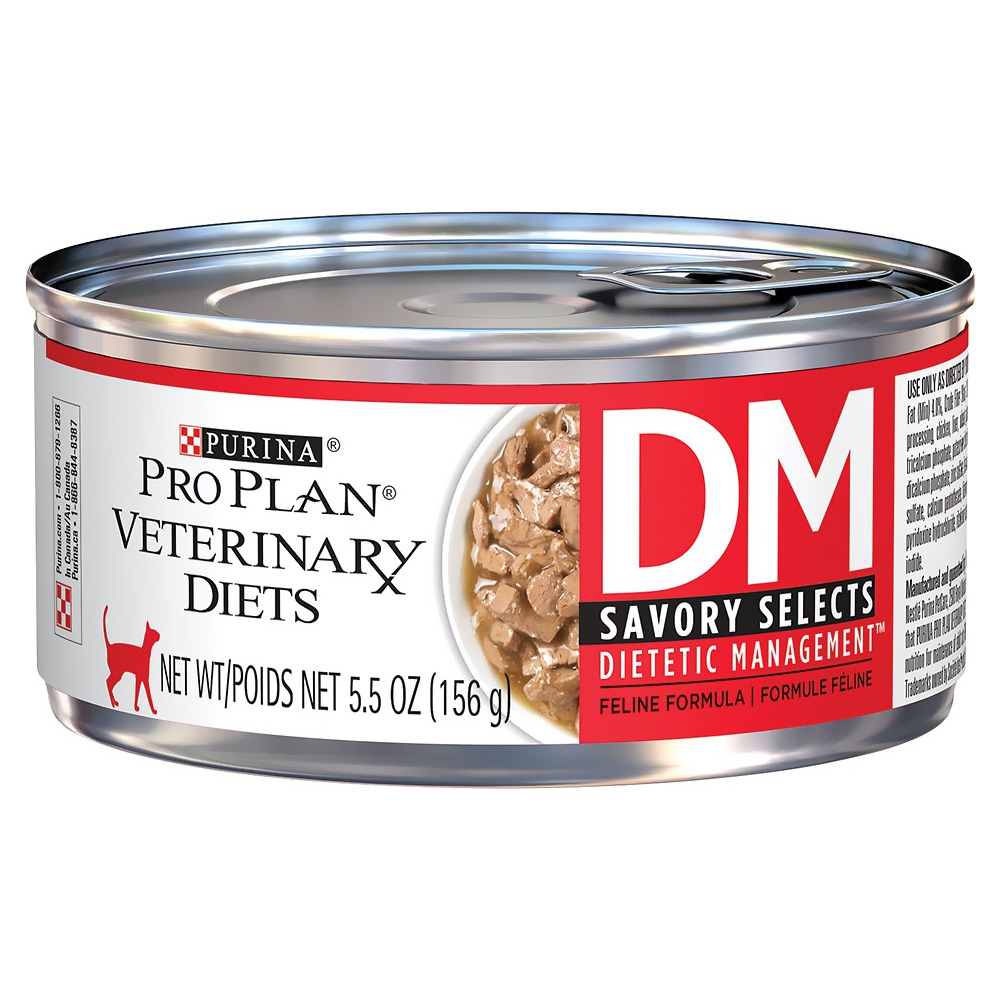 Purina Dm Cat Food