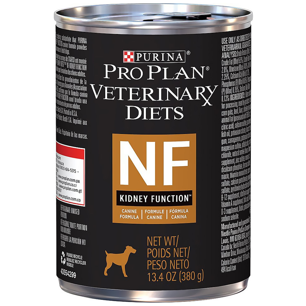 Purina Nf Kidney Function Canned Dog Food