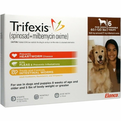 Trifexis For Dogs Reviews