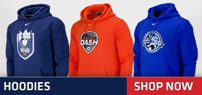 NWSL Official Hoodies