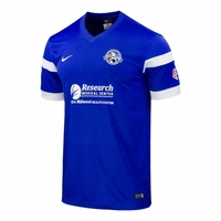 Men's FC Kansas City 2014 Jersey - Royal