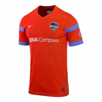 Men's Houston Dash 2014 Jersey - Orange