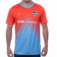 Men's Nike Houston Dash 2016 Away Jersey