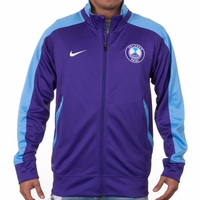 Men's Nike Orlando Pride Walkout Enforcer Jacket