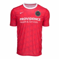 Men's Nike Portland Thorns FC 2015 Home Jersey