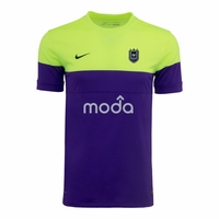 Men's Nike Seattle Reign FC 2015 Away Jersey