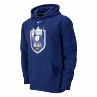 Men's Nike Seattle Reign FC Fleece Hoody - Navy