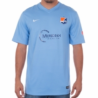 Men's Nike Sky Blue FC 2016 Away Jersey