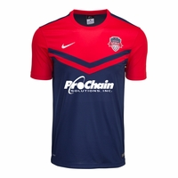 Men's Nike Washington Spirit 2015 Home Jersey
