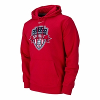 Men's Nike Washington Spirit Club Fleece Hoody