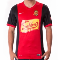 Men's Nike Western NY Flash 2016 Home Jersey
