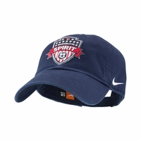 Washington Spirit Campus Cap - Navy