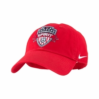 Washington Spirit Campus Cap - Red