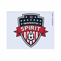 Washington Spirit Crest 5x4 Decal