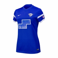 Women's Boston Breakers 2014 Jersey - Royal