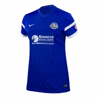 Women's FC Kansas City 2014 Jersey - Royal