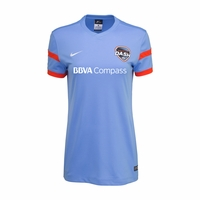 Women's Houston Dash 2015 Away Jersey