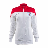 Women's Nike Chicago Red Stars Squad Sideline Jacket