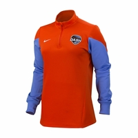 Women's Nike Houston Dash Team Warm Up Top - Orange
