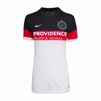 Women's Nike Portland Thorns FC 2015 Away Jersey