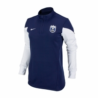Women's Nike Seattle Reign FC Team Warm Up Top - Navy