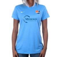 Women's Nike Sky Blue FC 2016 Away Jersey