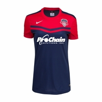 Women's Nike Washington Spirit 2015 Home Jersey