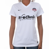 Women's Nike Washington Spirit 2016 Away Jersey