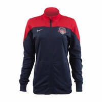Women's Nike Washington Spirit Squad Sideline Jacket