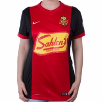 Women's Nike Western NY Flash 2016 Home Jersey