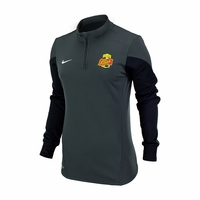 Women's Nike Western NY Flash Warm Up Top - Black