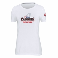 Women's Portland Thorns 2013 NWSL Champions Tee